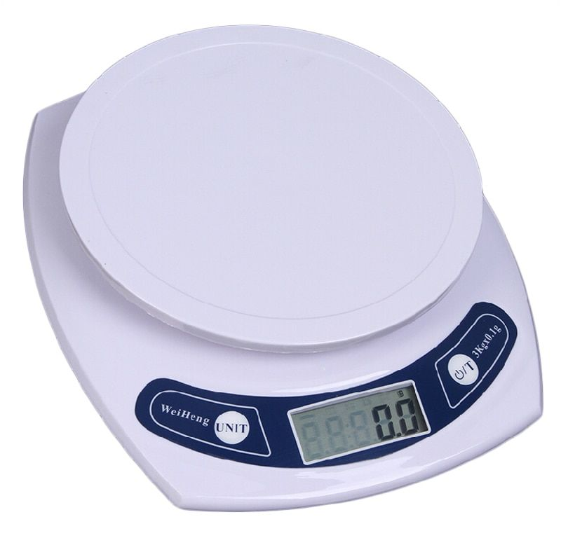 Weiheng Electronic Kitchen Scales 3kg 0 1g Precision Digital Food