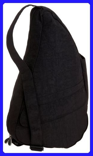 b392f5d8bc AmeriBag Classic Distressed Nylon Healthy Back Bag tote Medium 6104 ...