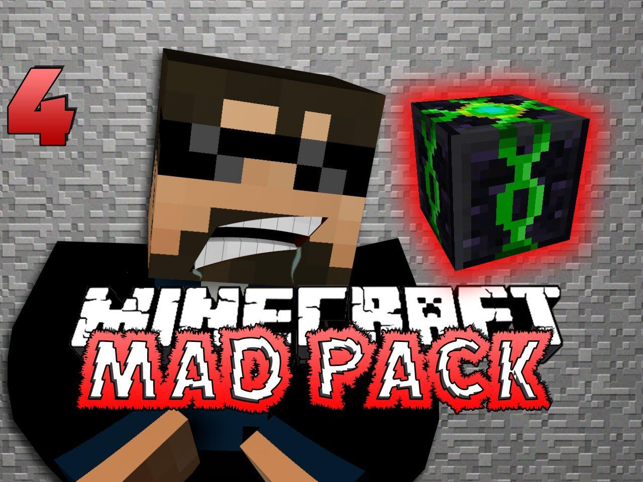 Minecraft Mad Pack 4 - AETHER MANIPULATOR OP!! | SSundee | Minecraft