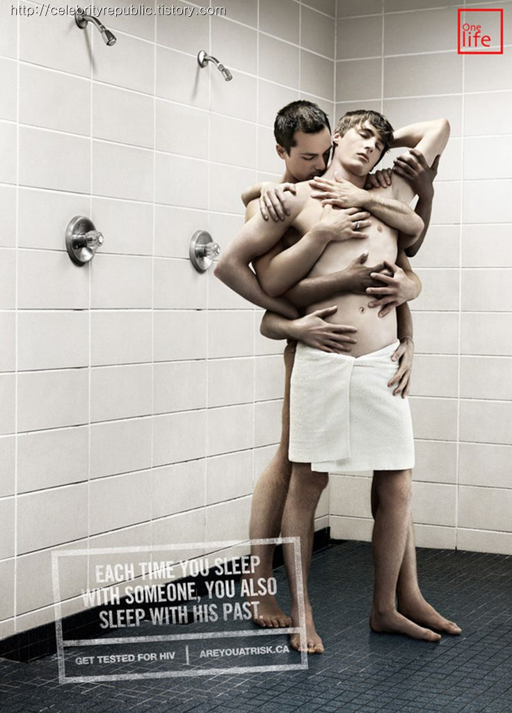 Showcase of Safe Sex Campaign Ads and Posters