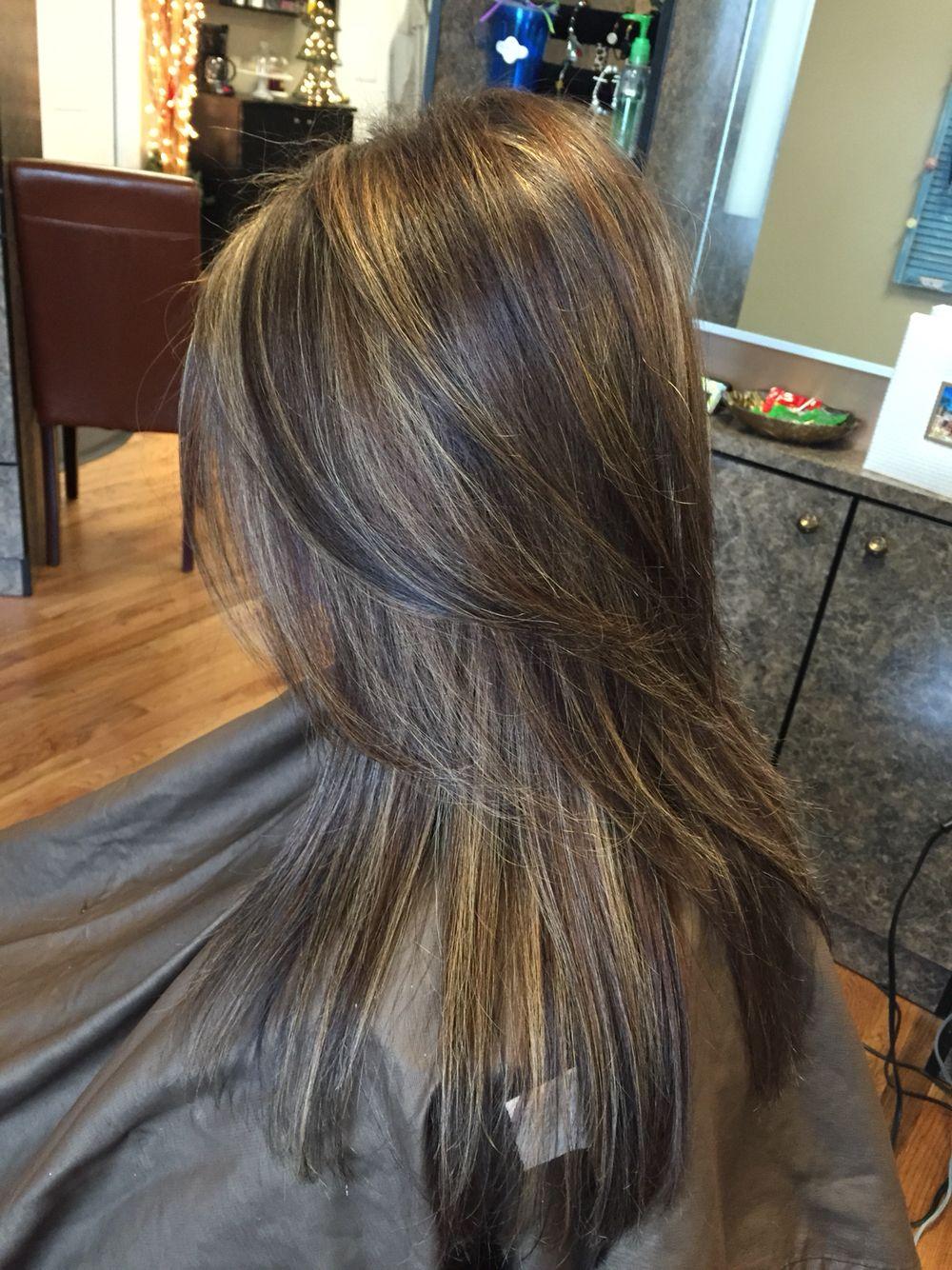 Dimensional Browns Keune Hair Inspiration Color Hair Styles Hair Highlights