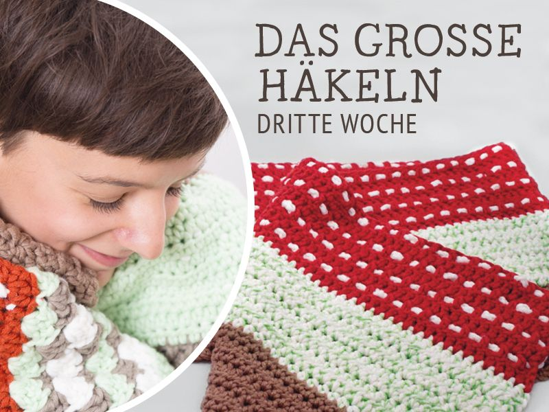 Diy Anleitung Decke Nagato Häkeln Das Große Häkeln Woche 3 Via
