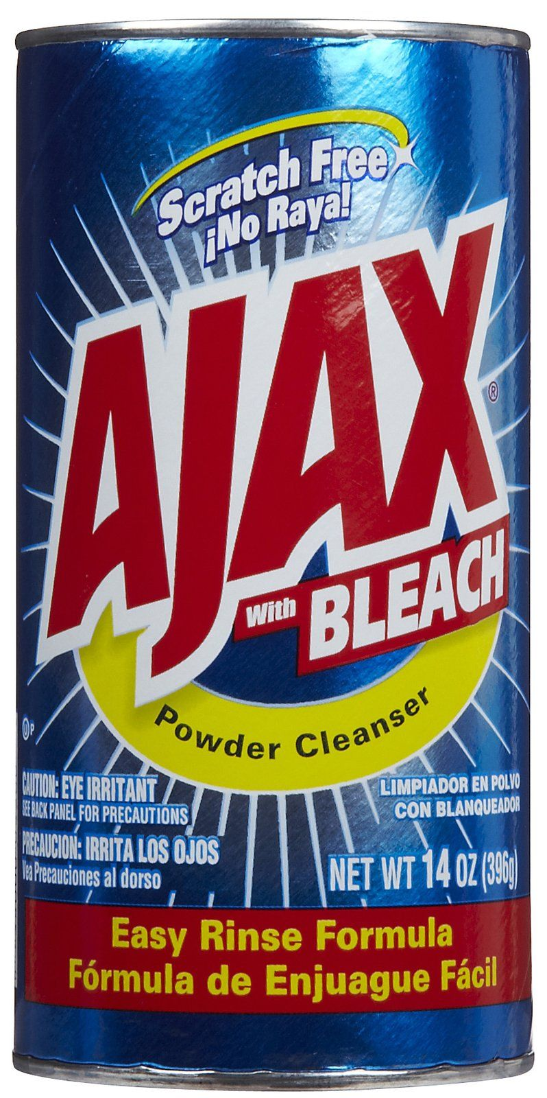 Love Ajax powder cleanser. I like the smell and my sinks stay bright and white.
