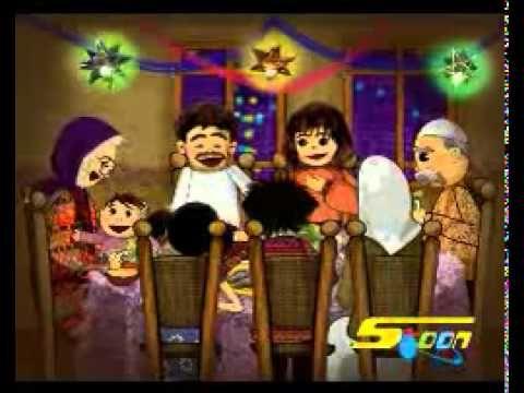 Nasheed Welcome Ramadan Animated For Kids اغنية اهلا اهلا يارمضان Kids Tv Mickey Mouse Ramadan Kareem