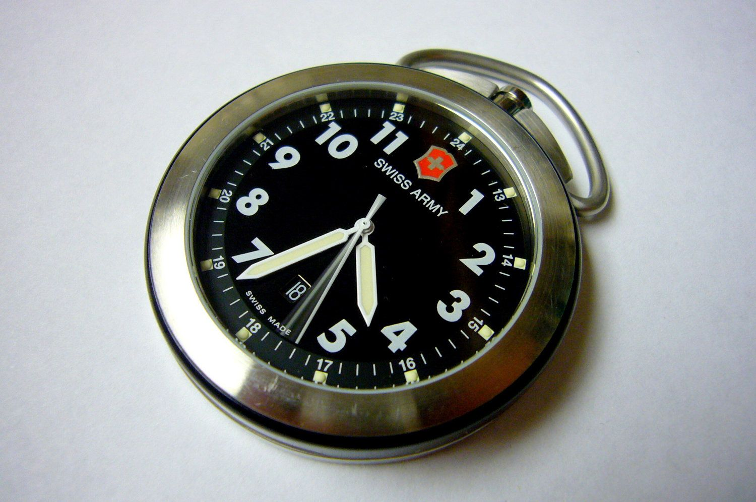 Swiss Army Pocket Watch World Famous Watches Brands In Washington Modern Pocket Watch Watches Victorinox Watches