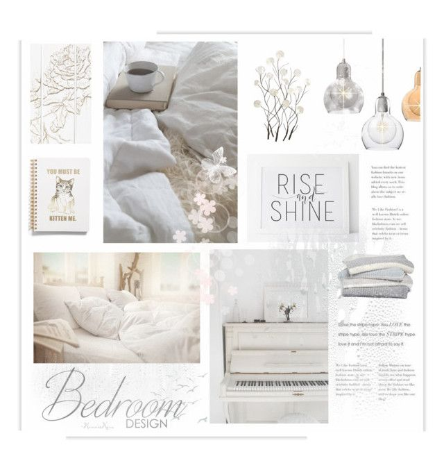 """""""White Out Bedroom Bliss"""" by nonniekiss ❤ liked on Polyvore featuring interior, interiors, interior design, home, home decor, interior decorating, Fringe, Palecek, Barefoot Dreams and Universal Lighting and Decor"""