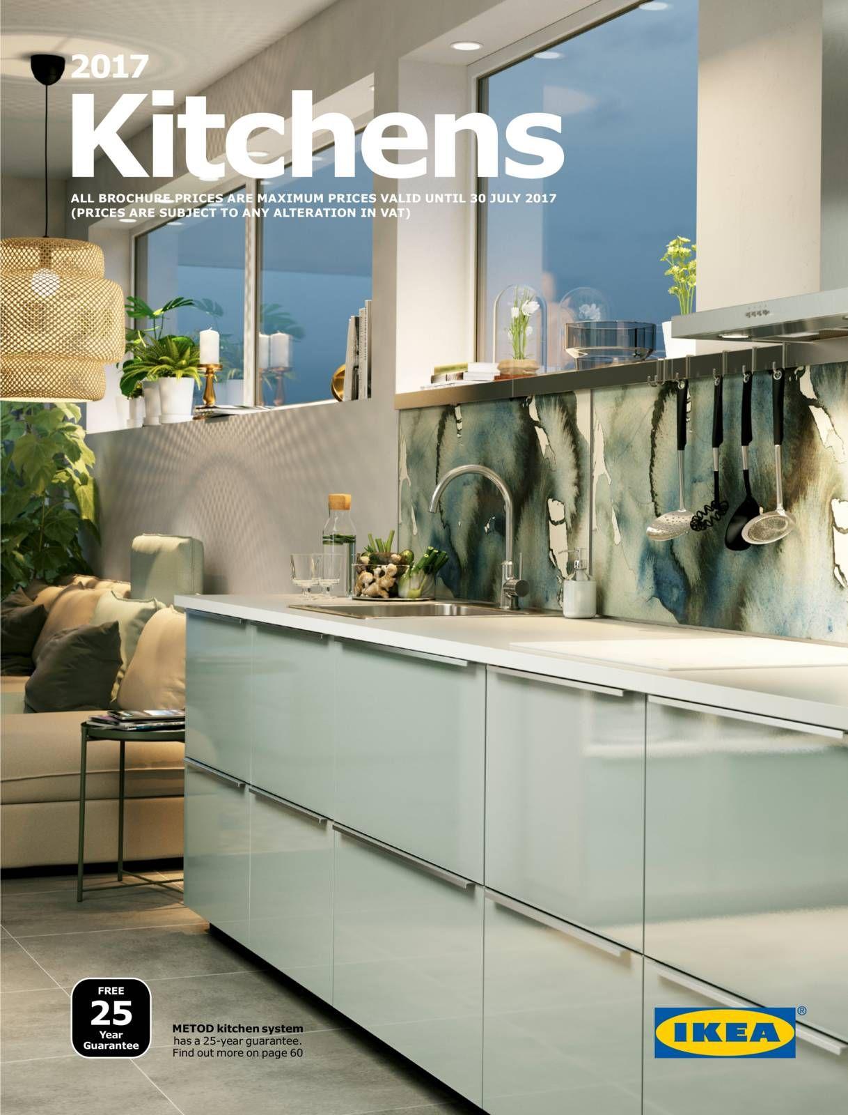Gemütlich Ikea Küche Katalog Zeitgenössisch - Ideen Für Die Küche ...
