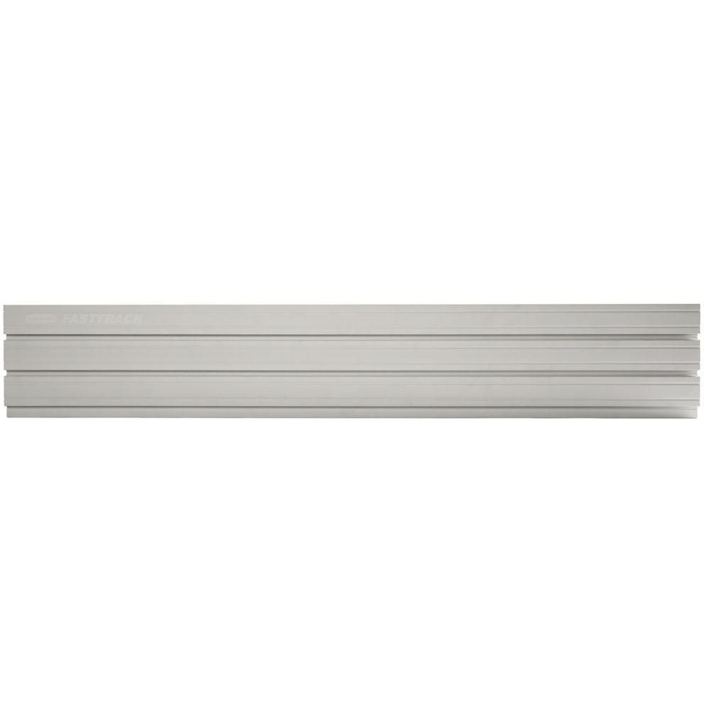 Rubbermaid Fasttrack 48 In Slat Wall Panel 1960259 The Home