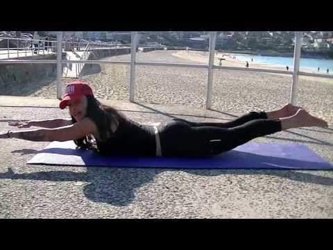 'Get Shredded' Core Challenge Workout 2