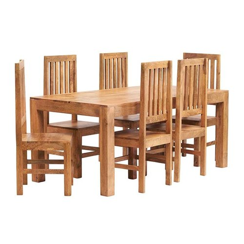 Adeliza Dining Set With 6 Chairs Hazelwood Home Large Dining