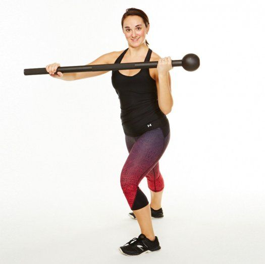 Incline Fit Steel Macebell for Full Body Workouts /& Steel Mace Strength Train...
