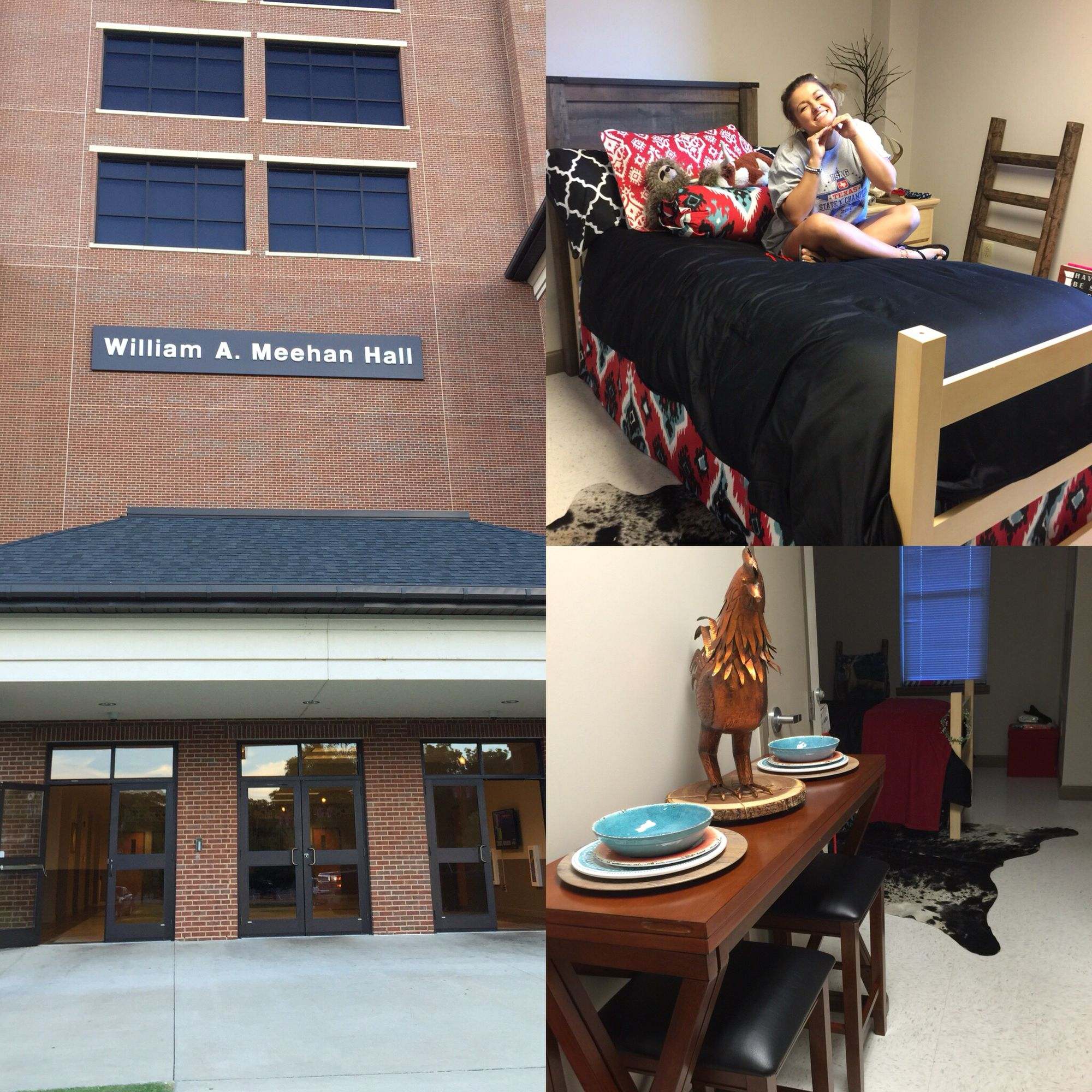 Jacksonville State University Dorm Room Part 71