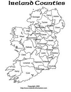 Map Of Ireland Coloring Page Yahoo Canada Image Search Results