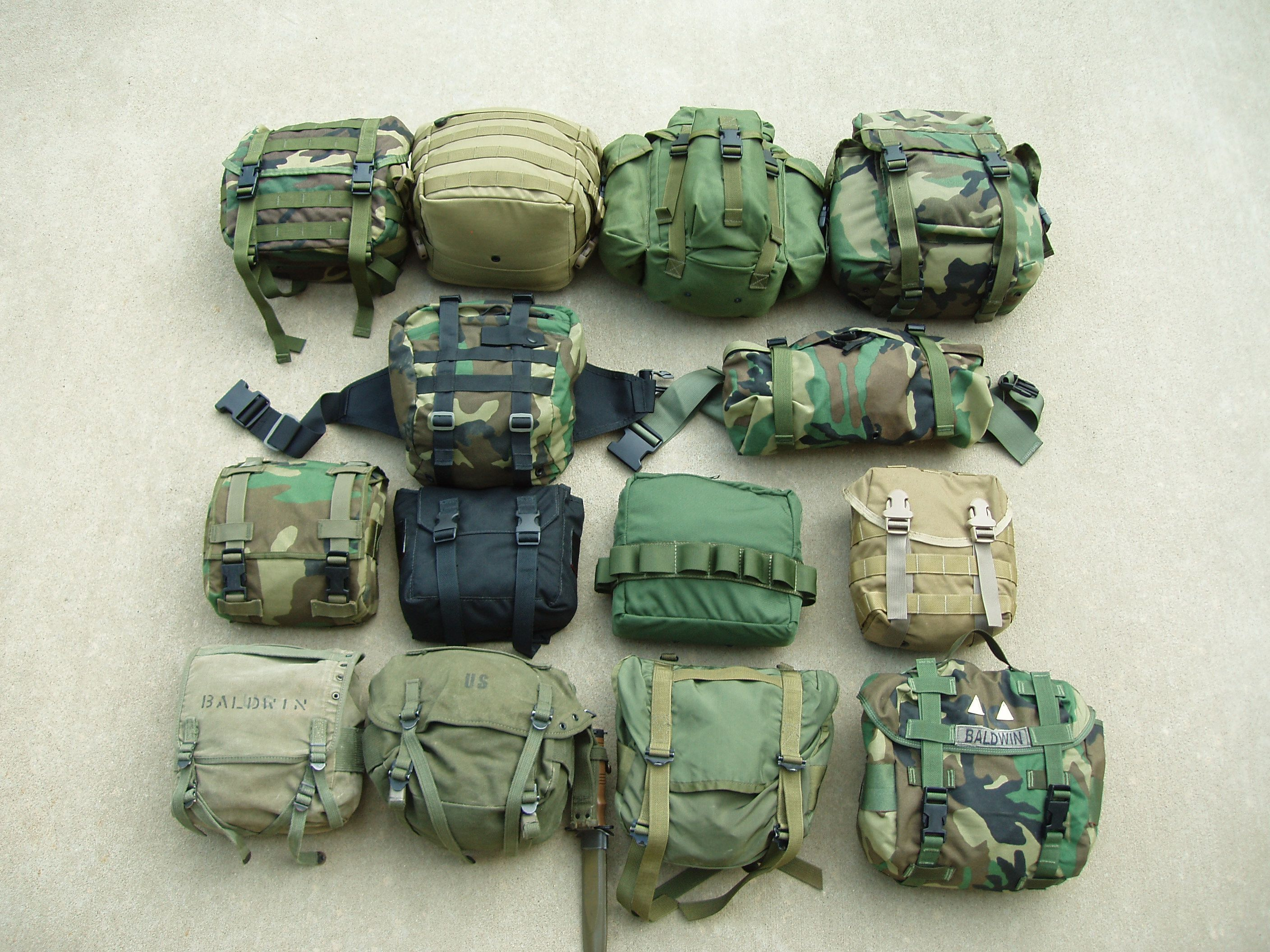 the baldwin articles buttpacks soldier systems daily sewing
