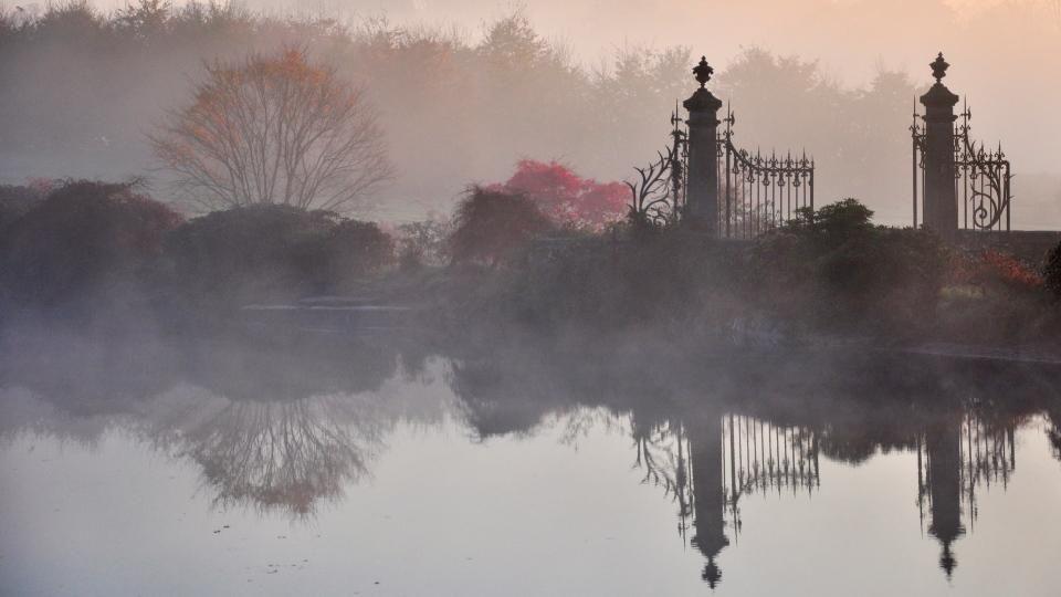 Le Parc Botanique de Haute Bretagne