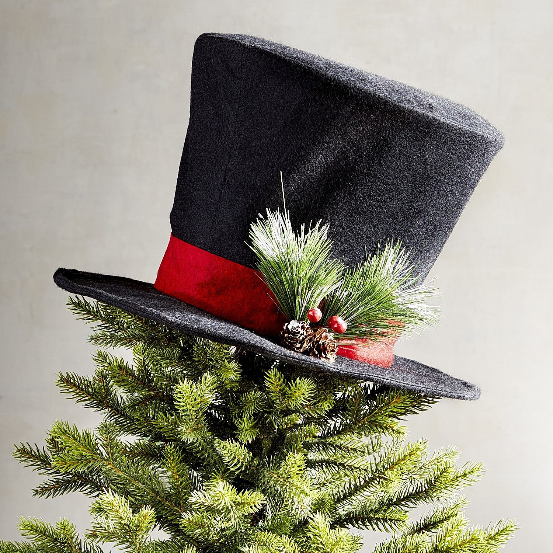 Top Hat Tree Topper