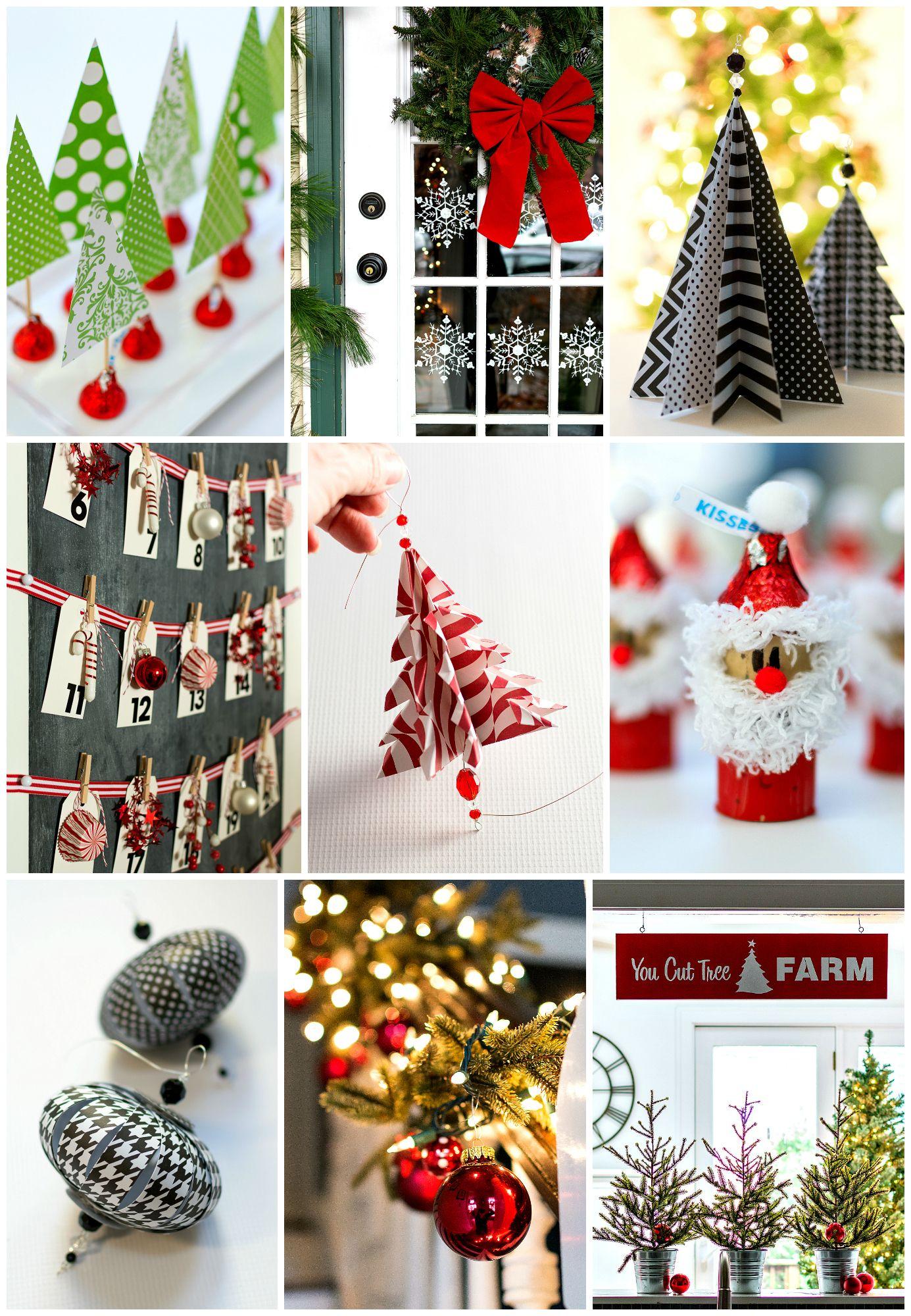 Christmas Craft & Decorating Ideas Christmas