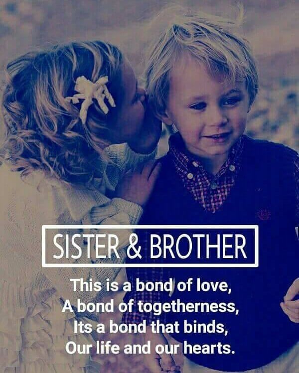 Tag Mention Share With Your Brother And Sister Siblings Siblinggoals Little Brother Quotes Brother Quotes Sister Bond Quotes