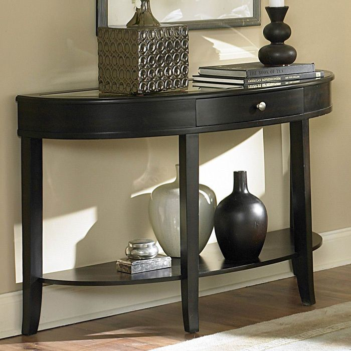 Best Of Front Entry Console Table