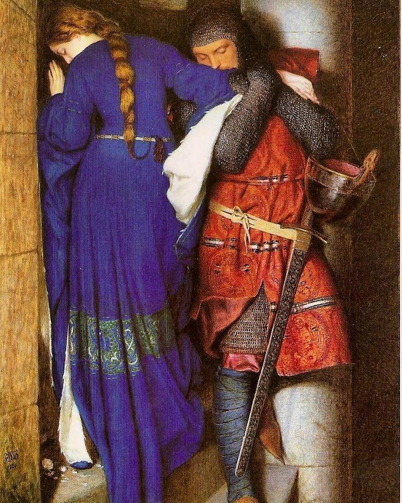 Меня смущаешь, открытки о средневековье