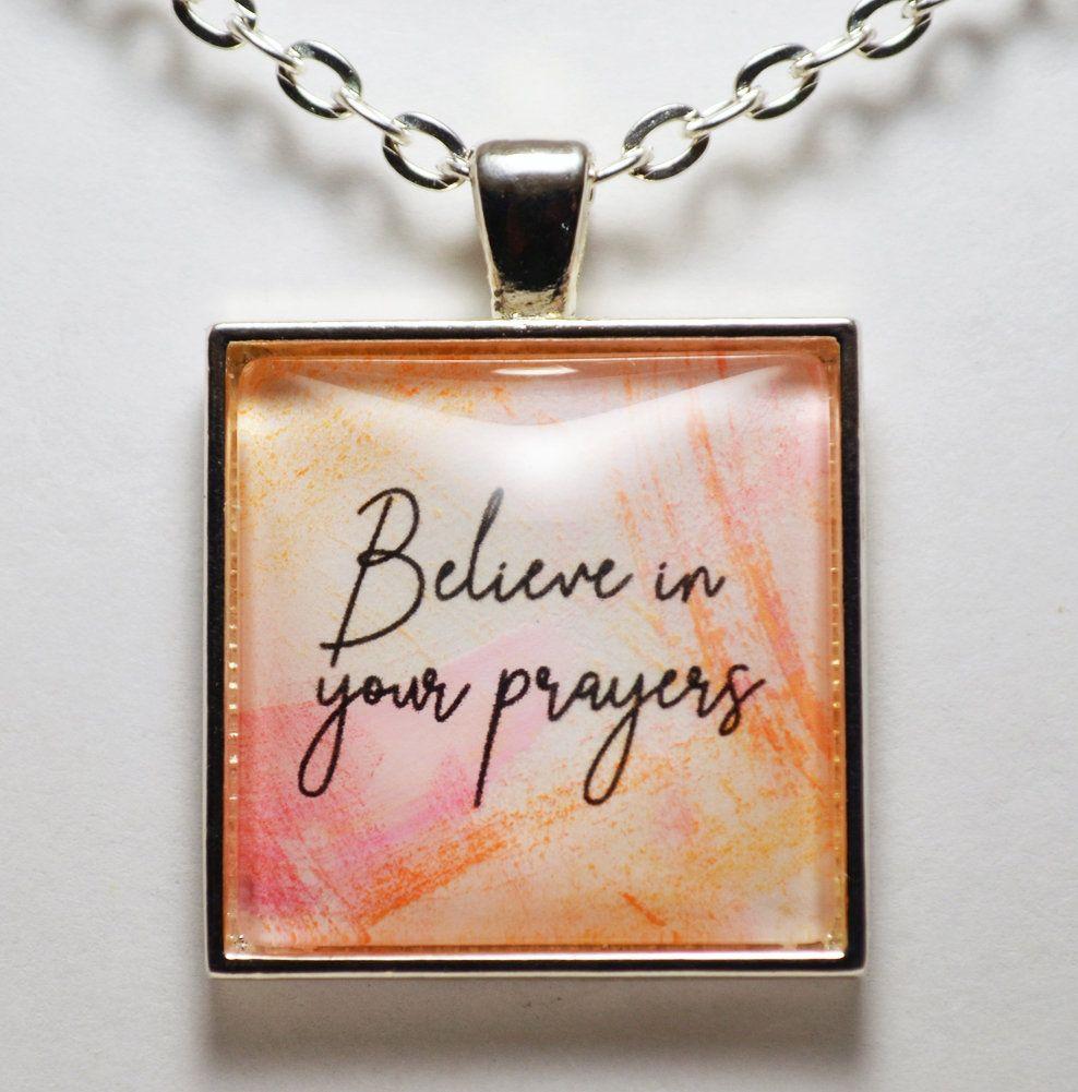 CLOSING SHOP SALE John 14:6 The Way The Truth The Life Scripture Pendant Necklace C L Murphy Creative CLMurphyCreative