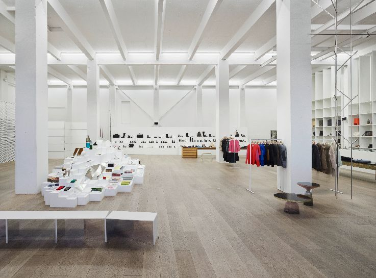 50 Best Concept Stores In The World Insider Trends Concept Store Store Design Hotels Design