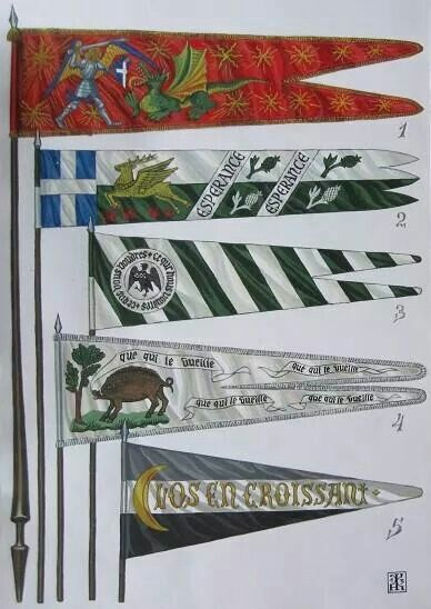 french flag banner