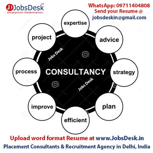 Jobs Desk - Placement Consultants and Consultancy full fills your - process consultant sample resume