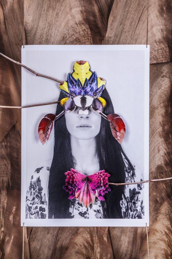 holyholyfashion: 'BOO DESIGN' | PORTRAITS BY MADAME PERIPETIE