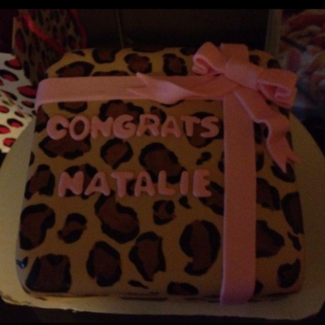 yayy dream cake became a reality ! :)