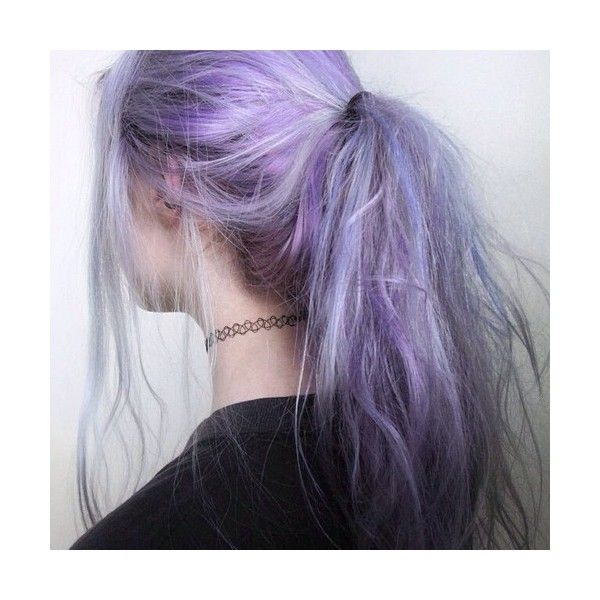 Tumblr ❤ liked on Polyvore featuring pictures hair purple