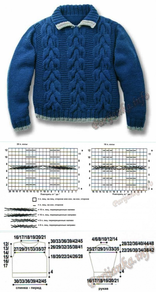 liveinternet.ru | champas niños | Baby knitting, Knitting y Baby ...