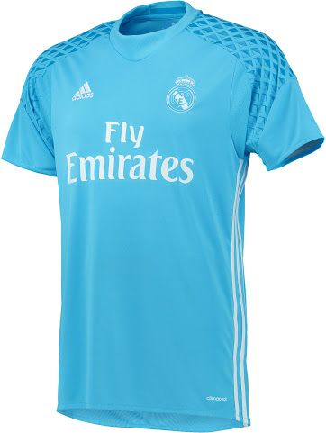 e24b3f1d80e The new Real Madrid 16-17 goalkeeper shirts feature stunning designs ...