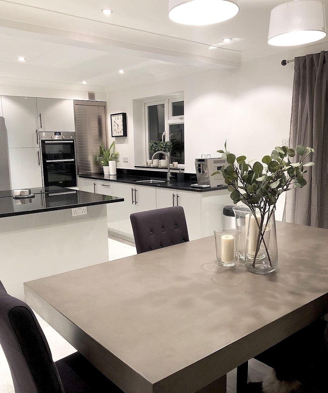 Kitchen And Dining Room Makeover Interior Design Blog Cloud