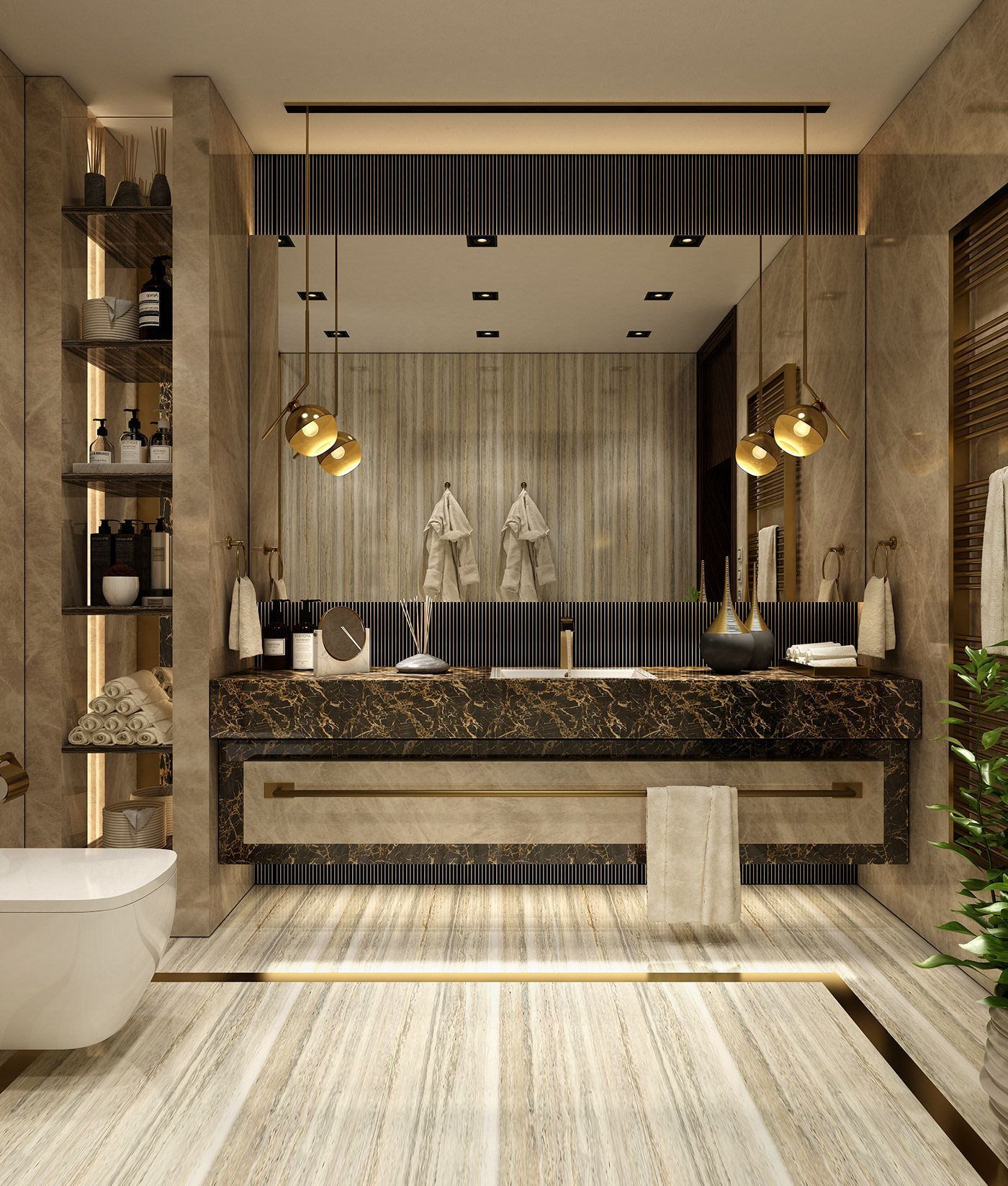 Home Design Ideas Bathroom: Bathroom Inspiration Modern