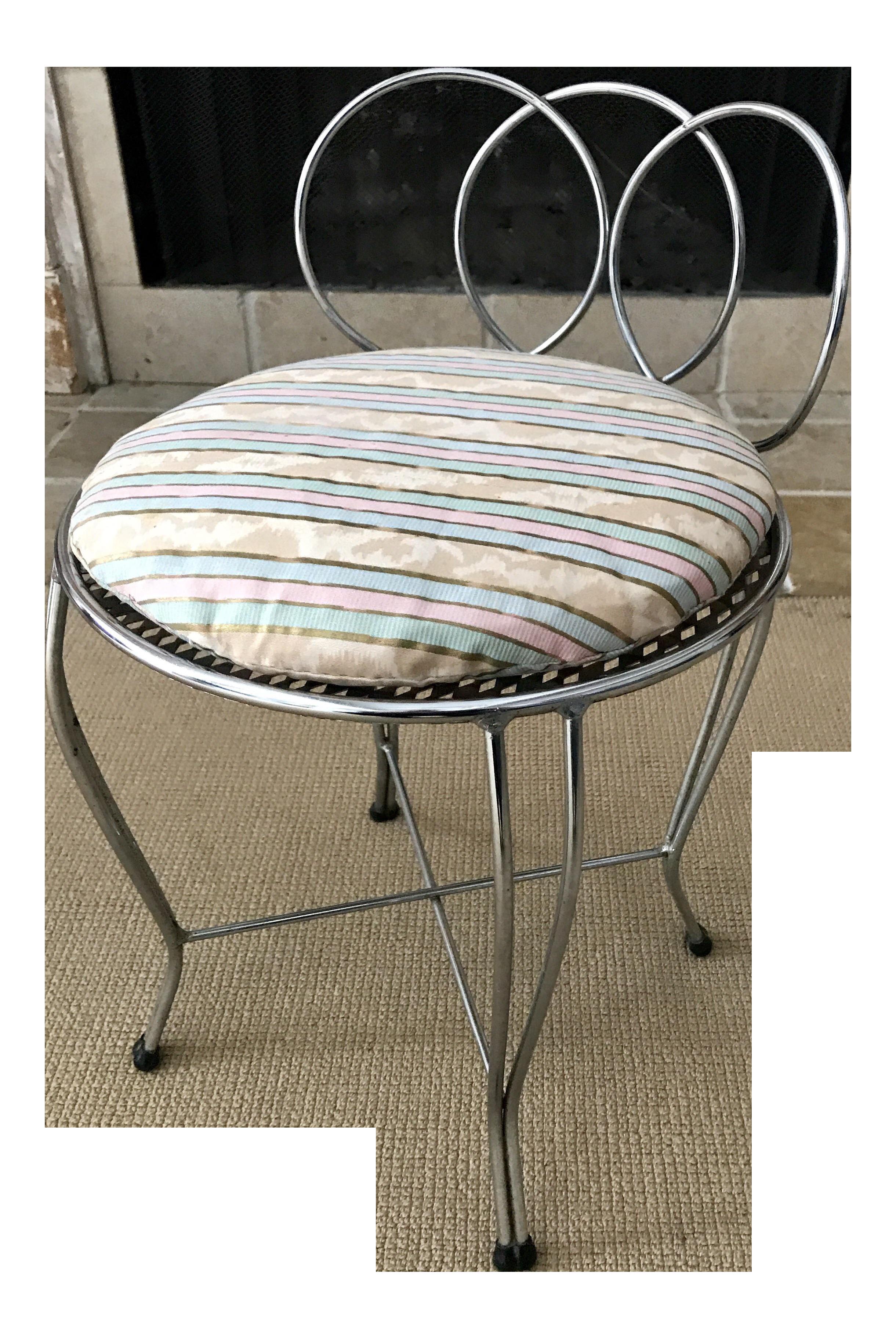 Elegant Vanity Chairs and Stools