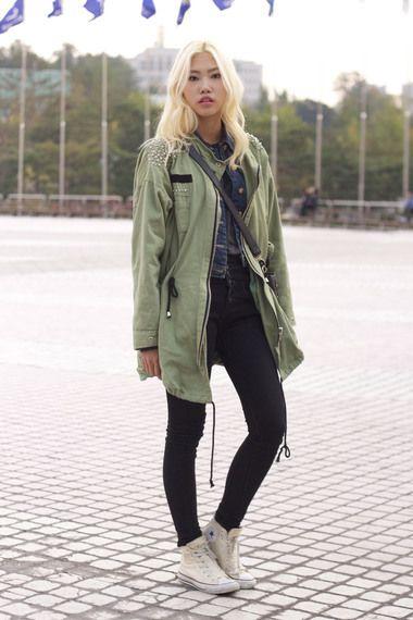 Seoul Fashion Week | Women's Look | ASOS Fashion Finder