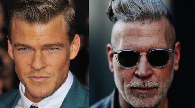 Fresh Older Mens Hairstyles Thinning Hair