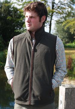 Gembling Country Fleece Waistcoat Country Outfits Country Wear