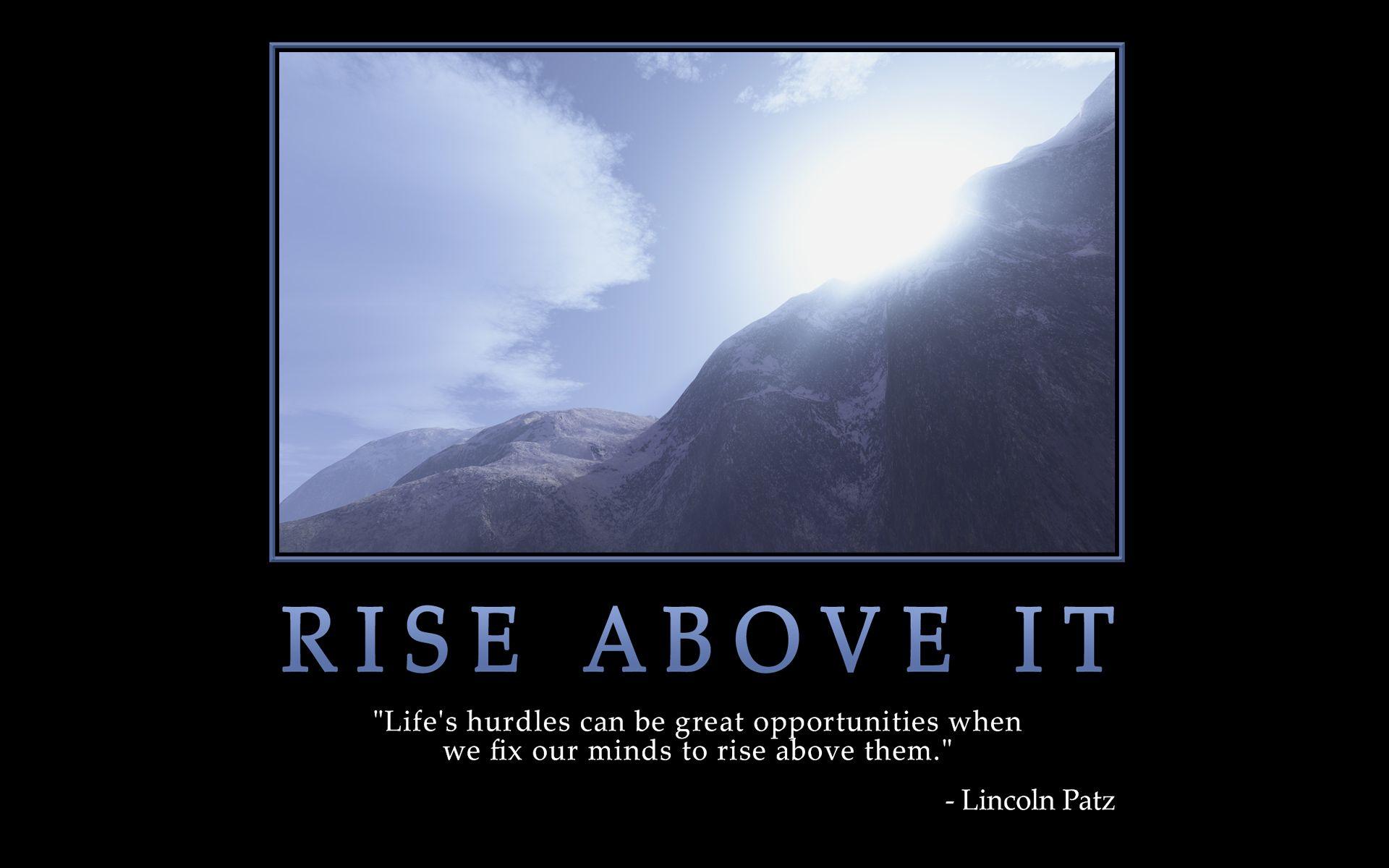 Rise It Motivational Quotes Pinterest