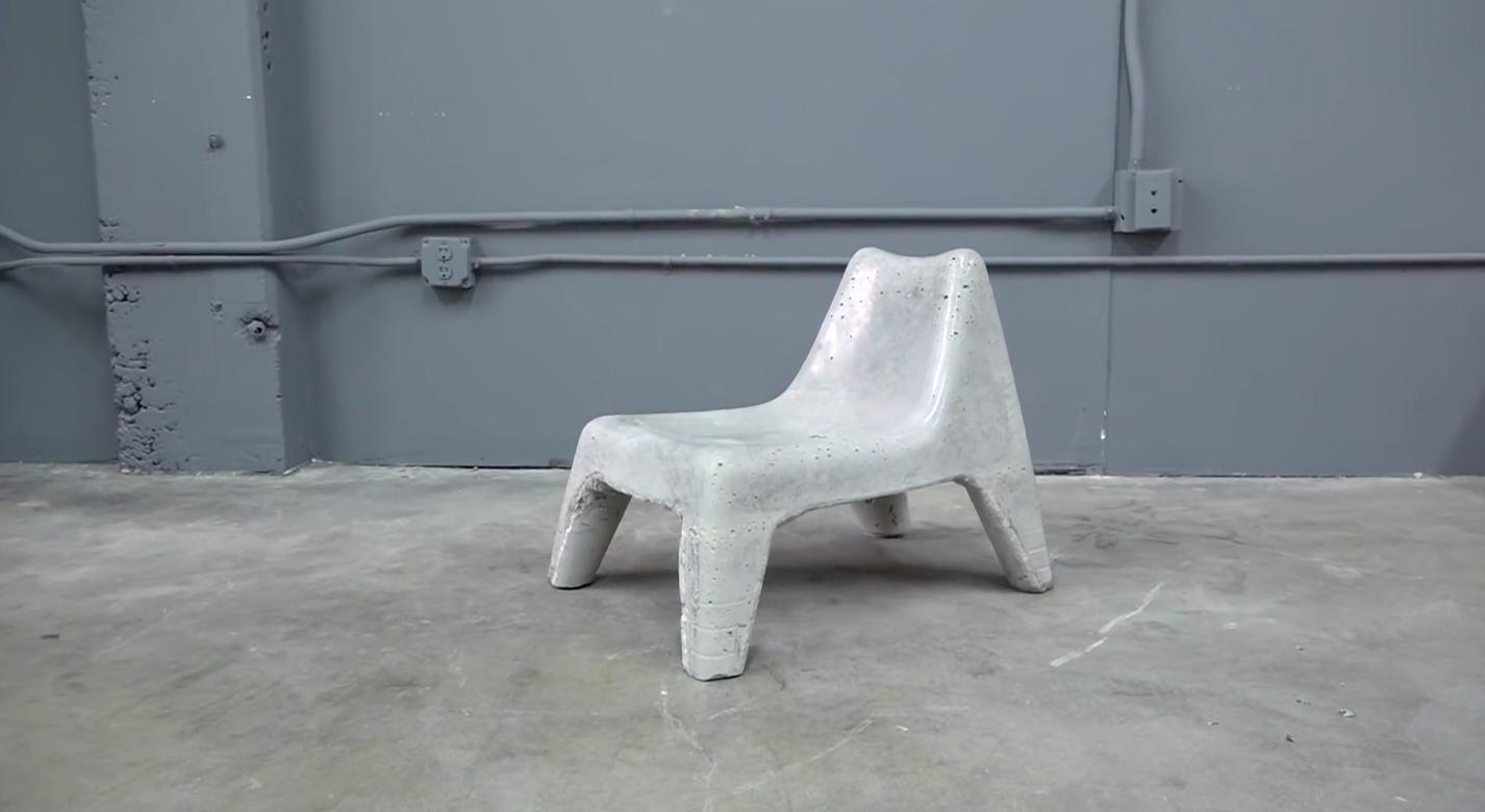 Ikea Plastic Stoel : Ikea hack van plastic zitje tot stoere betonnen stoel u d i y u
