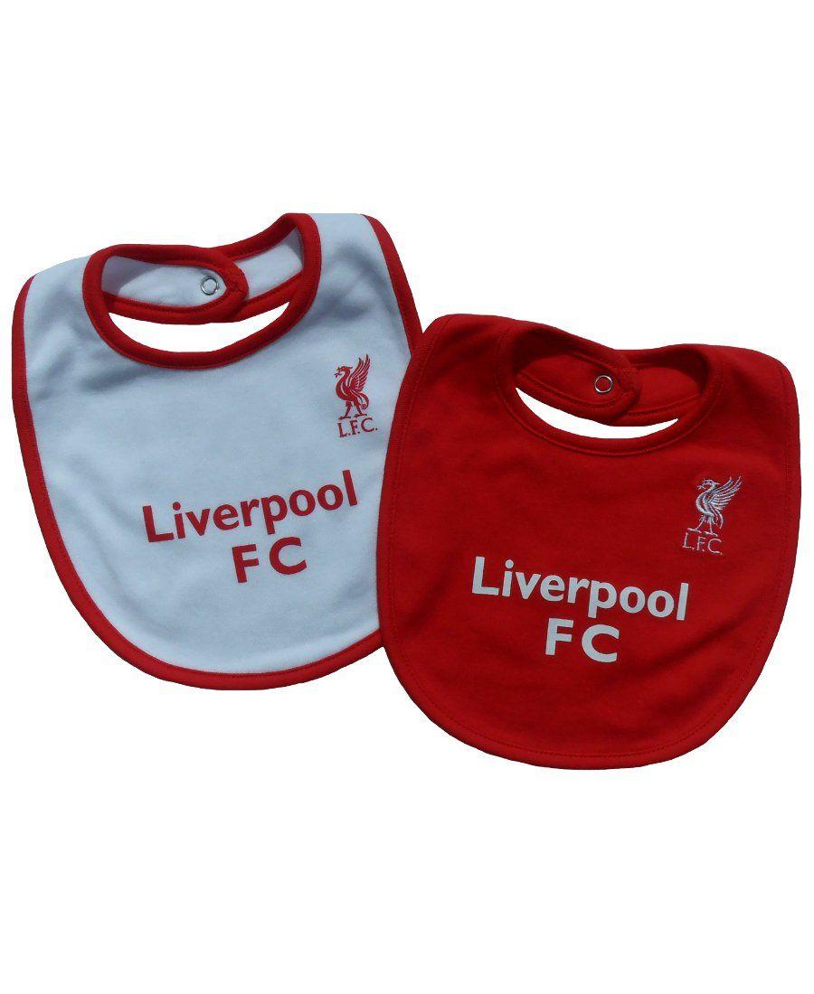 Baby cribs liverpool - Liverpool Baby Core Kit Bibs 2015 16 Season Sportbaby