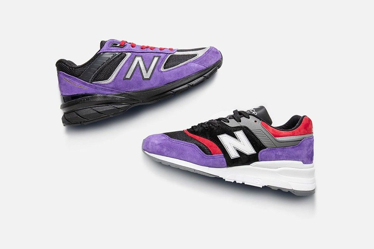 4c905f55e27fd New Balance Honors NBA Champs Toronto Raptors With Exclusive 997 & 990v5 # highsnobiety #shopping #deals #streetwear
