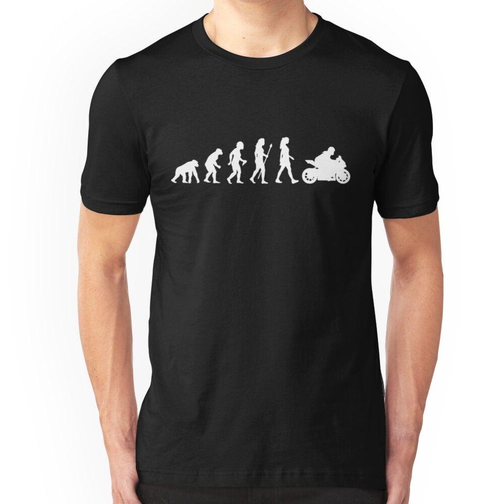 'Women's Motorbike Shirt' T-Shirt by BeyondEvolved