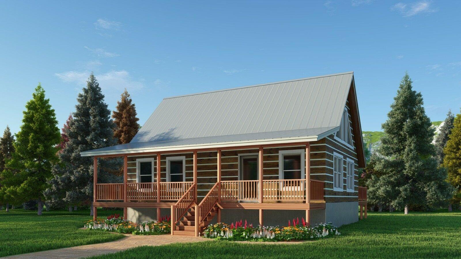 Log Cabin Kits In 2020 Log Cabin Home Kits Cabin Kits Log Cabin Interior
