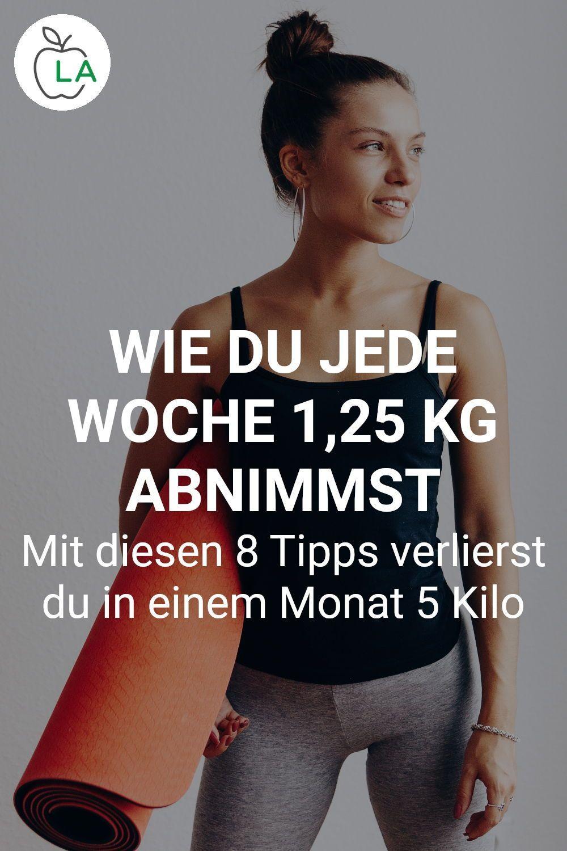 20 Kilo abnehmen Mit diesen 20 Tipps klappt es in 20 Monat ...