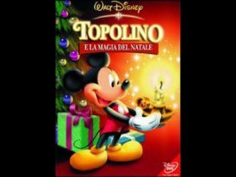 Topolino e la magia del natale italiano cartoni animati i tuoi