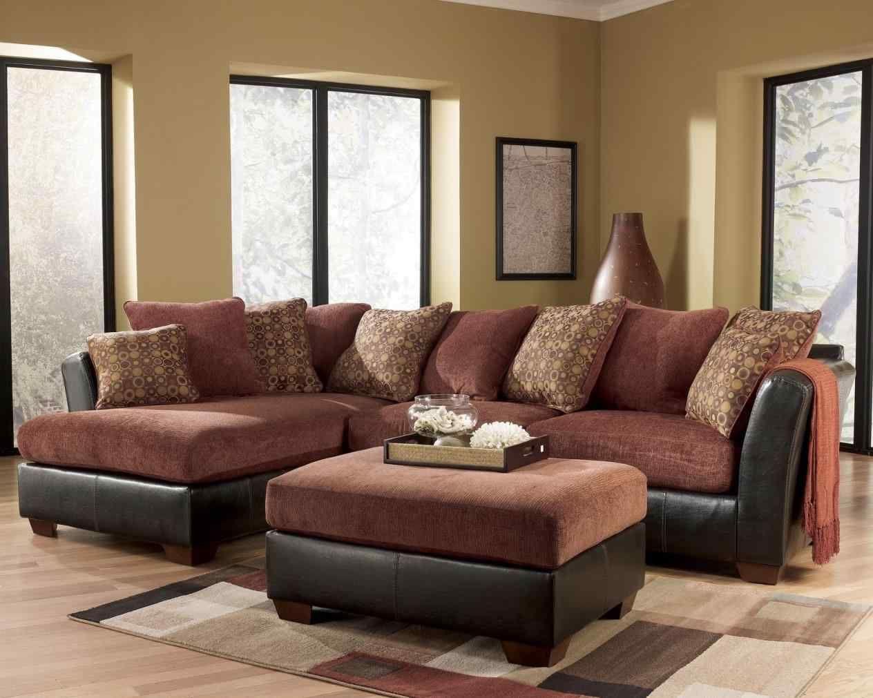 alenya ashley furniture sectional sofa prices quartz collection tan darcy salsa contemporary with sweeping pillow darcy : ashley furniture sectional sofas price - Sectionals, Sofas & Couches