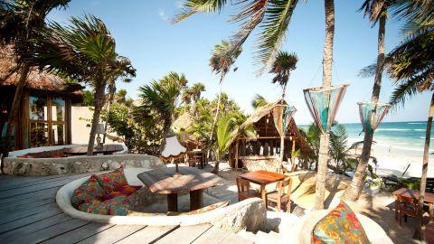 Ideal girls' beach holiday, Tulum - Papaya Playa
