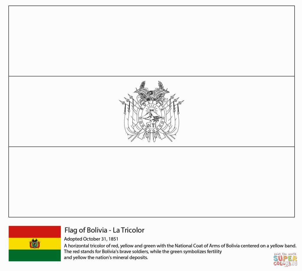 Peru Flag Coloring Page | Coloring Pages | Pinterest | Peru flag and ...